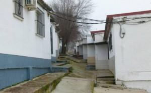 "Figura 2 Accesos a viviendas en el Barrio de ""Santa Engracia"" (Badajoz, España)"