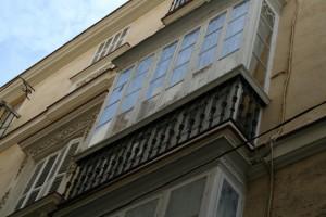 Figura 4: Localización de sensor fachada
