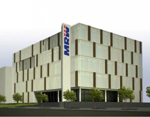 Figura 4: Vista exterior de la Sede Corporativa de MRW
