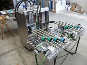 Figura 12. Módulos completos, con la red de doble anillo interior/exterior, y equipos intermedios de conexión para cada módulo, así como entre cada módulo jurídico debe existir posibilidad de conexión.