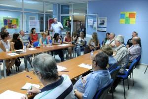 Imagen 31. Imagen del Talle de Participación 1. Fecha 05/09/2012.