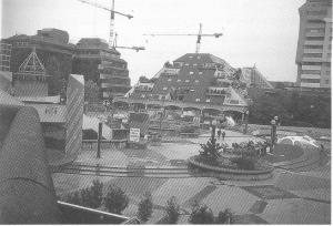Fig. 2 Escenario urbano de las villes nouvelles. Ärea periurbana de París, años 60.