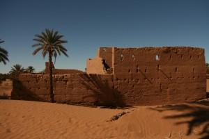 Figura 4: Edificación en Ouled Mhiyá