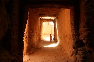 Figura 6: Calle secundaria de M'hamid el Ghezlane