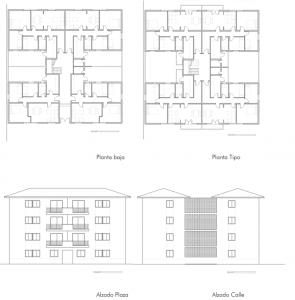Figura 6: Edificios Tipo 2.