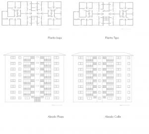 Figura 5: Edificios Tipo 1.