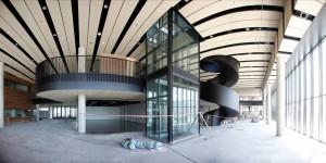 Imagen 8: Vista interior del edificio Fundación Orona.