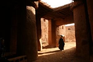 Figura 11: Puerta Oeste de M'hamid el Ghezlane